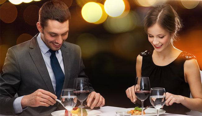 jantar a dois como ser a mulher que escolhe
